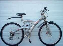 Rare fiets