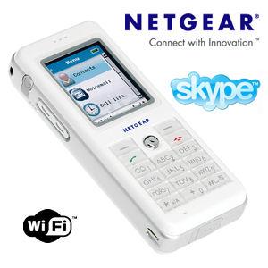 Netgear Skype Phone